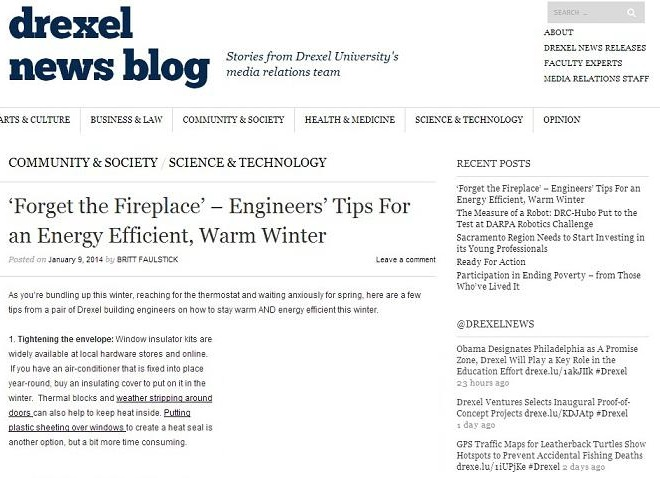 engineers tips for an energy efficient warm winter