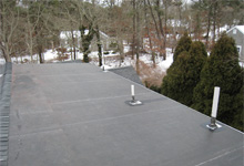 Flat Roofing Des Moines IA
