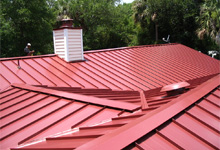 Metal Roofing Des Moines IA
