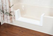 walk in tub conversion