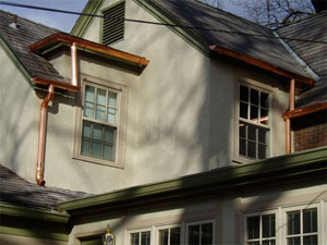 Seamless guttering Des Moines IA