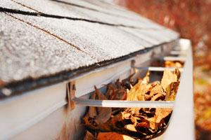 Leaf gutter guards Des Moines IA