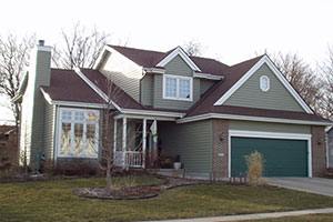 Siding installation Cedar Rapids Dubuque IA